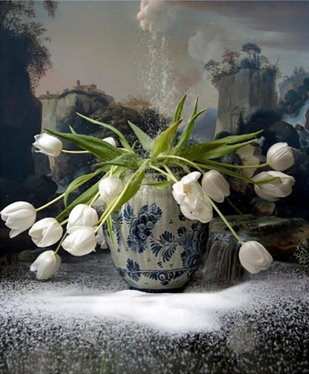 Flowers of white sugar - Eduard Planting Gallery