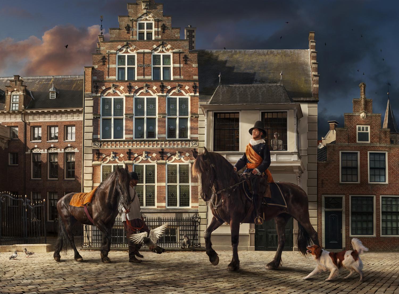 © Maartje Roos - Leeuwarden lonkt Willem Lodewijk van Nassau