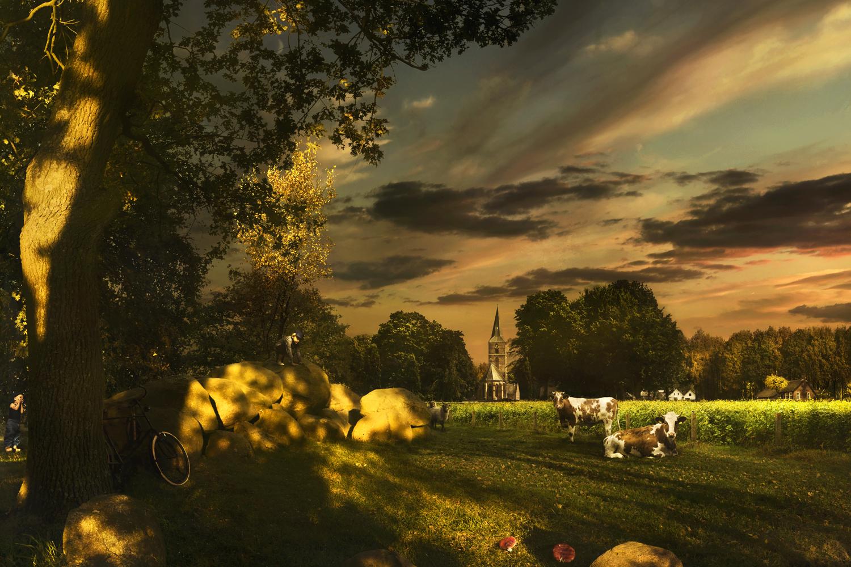 © Maartje Roos - Oude tijden herleven - Drents Landschap