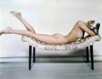 First Nude in Colour © Norman Parkinson - Eduard Planting Gallery