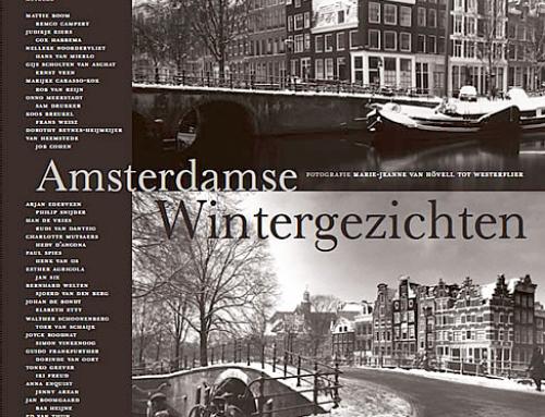 Marie-Jeanne van Hövell tot Westerflier – Amsterdamse Wintergezichten