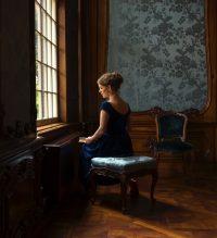 Eduard Planting Gallery-Feeling Blue-Marie Jeanne van Hövell tot Westerflier