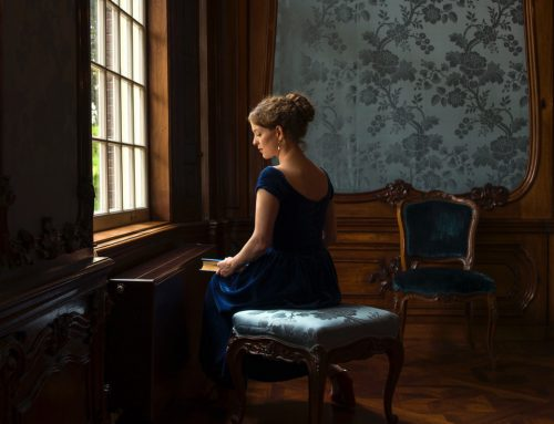 Marie-Jeanne van Hövell tot Westerflier | Contemplation